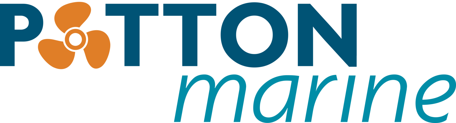 Patton marine Logo